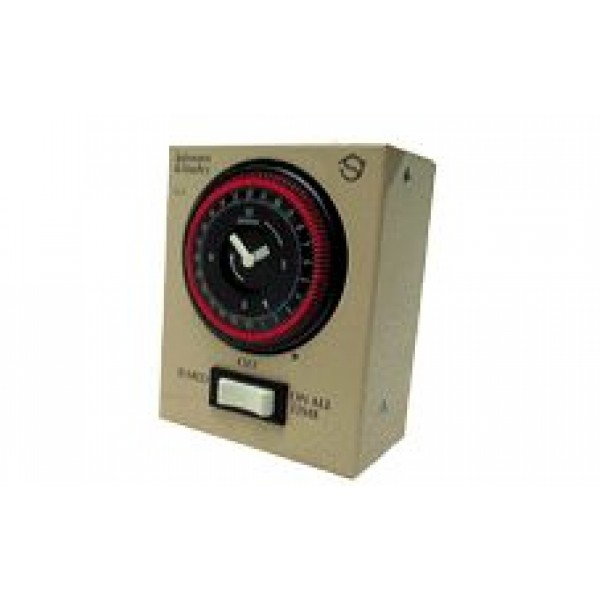 Johnson and Starley CL2S Clock Beige