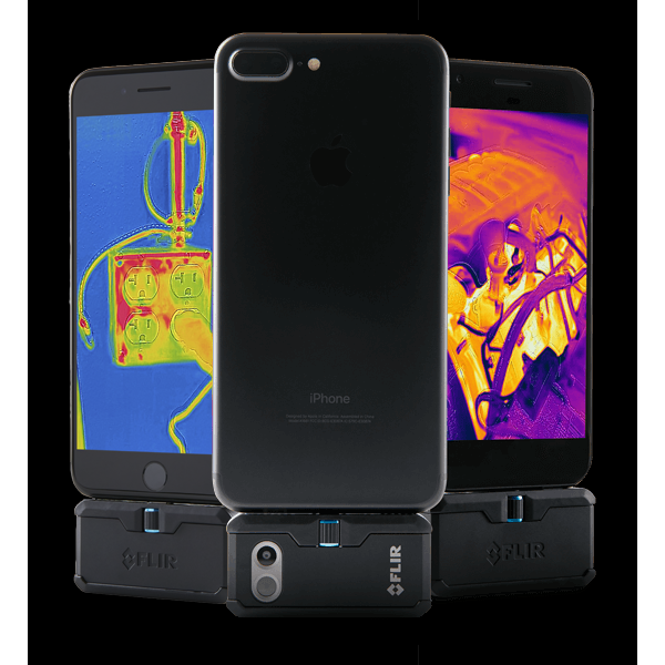 FLIR One Pro Smartphone Thermal Camera For IOS