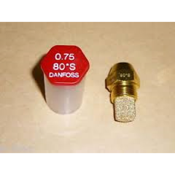 Danfoss Oil Nozzle 0.65x80 S